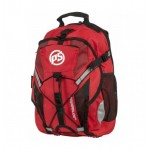 POWERSLIDE ZAINO FITNESS ROSSO / BACKPACK